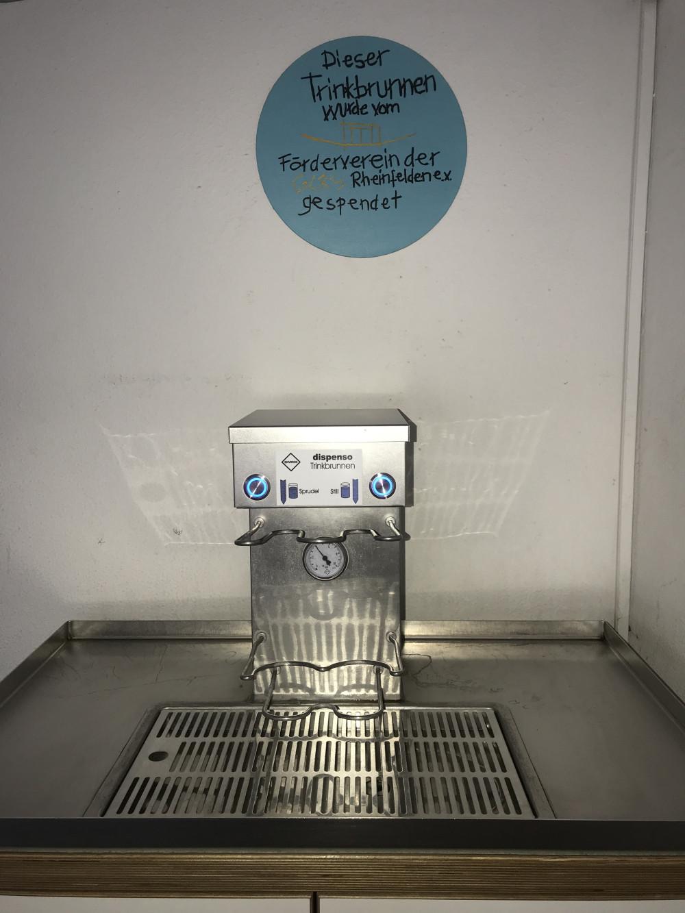 Trinkbrunnen Förderverein